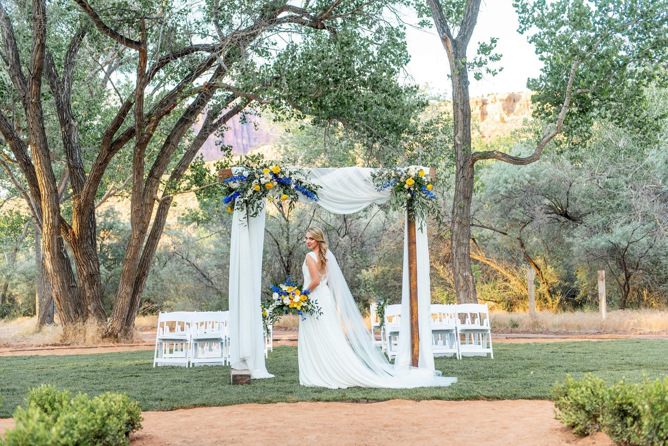 zion wedding rentals and planning in southern utah destination brides