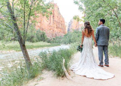 weddings in zion national park wedding planner