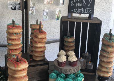 Donut Serving Spools