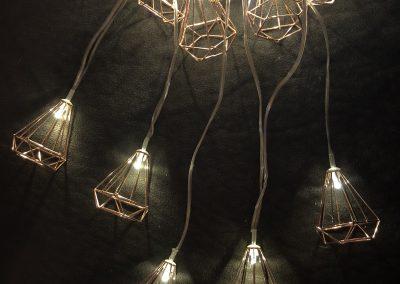Terrarium Hanging Lights