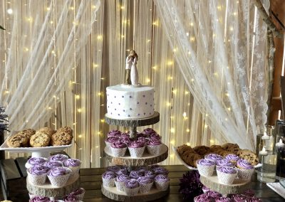 Wedding Pastry Stand