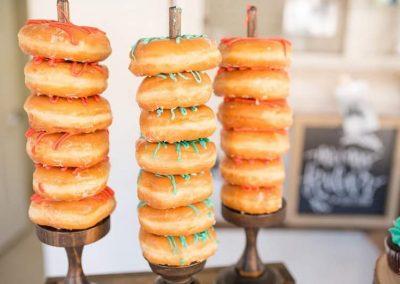 Donut Serving Spool