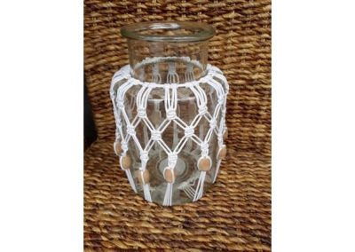Macrame Jars Lanterns
