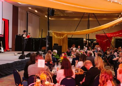 Spirit of Hope Gala 2019 Crowd & Stage