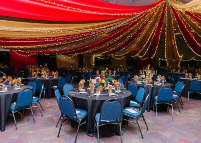 Spirit of Hope Gala 2019 Room Setting