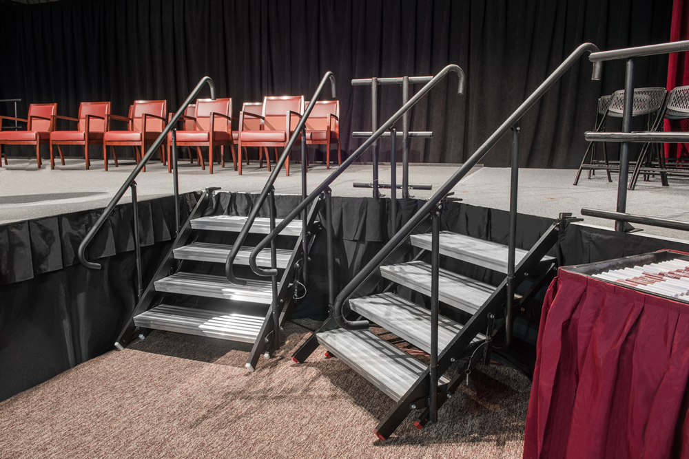 Stage Stairs