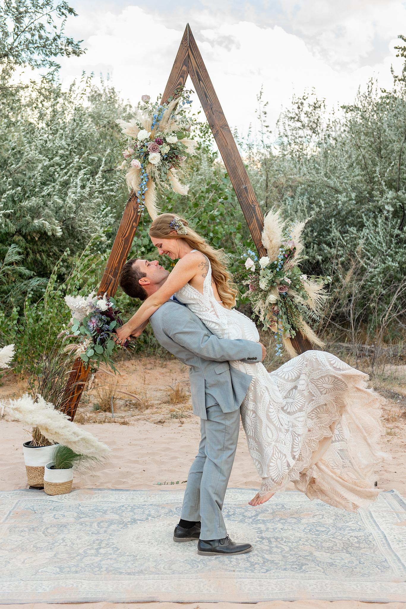 Zion National Park Wedding Planner in Southern Utah Wedding Planner