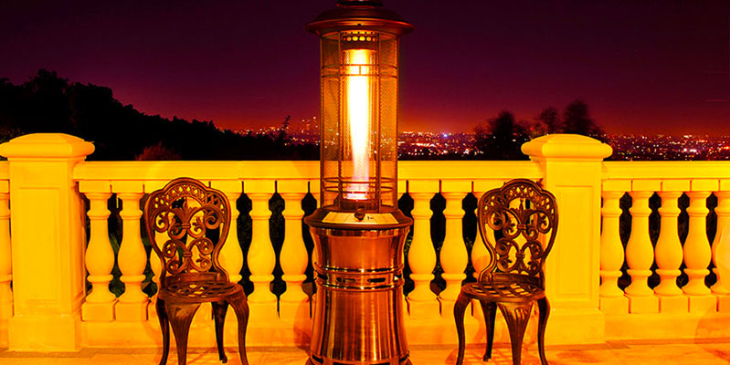 Outdoor Heater Rental
