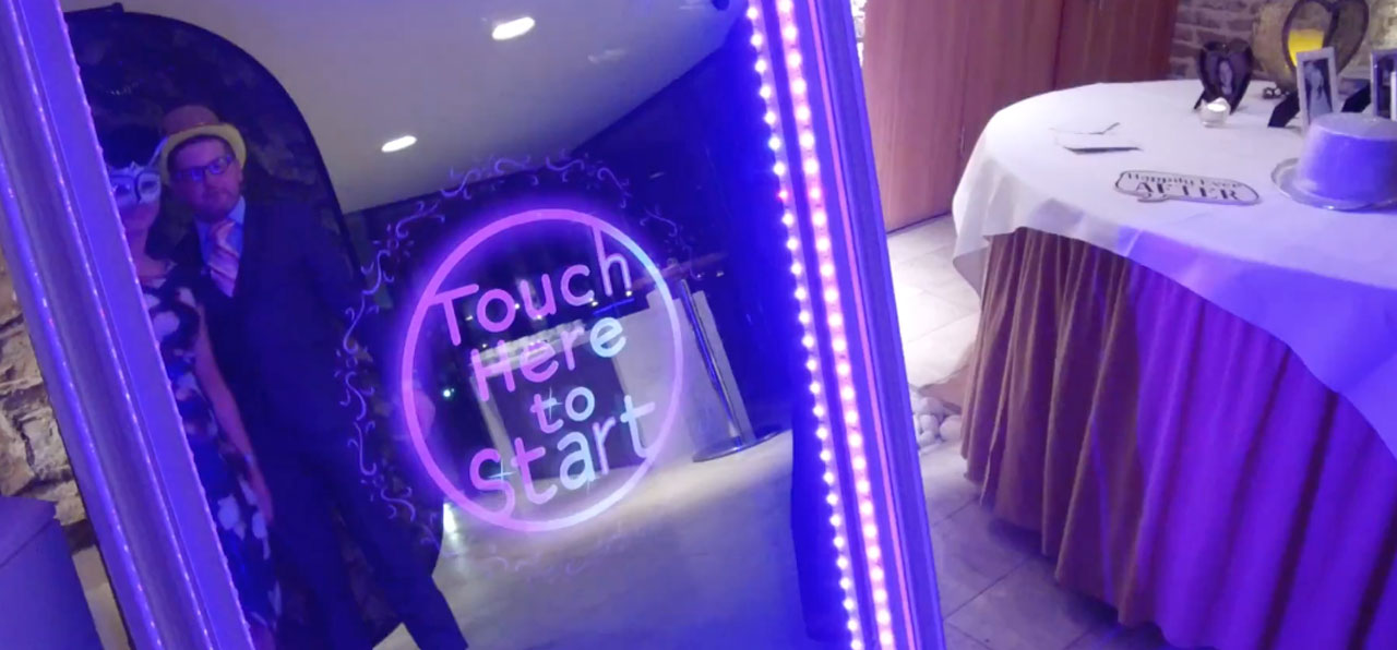 Touch Here to Start